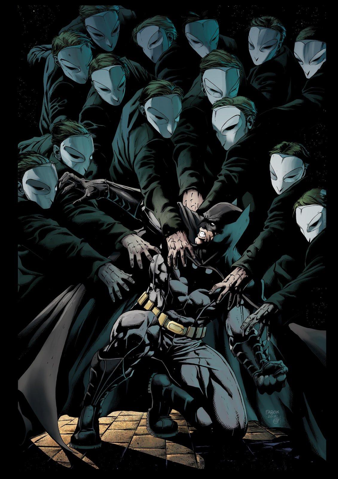 """""""Бэтман: Суд Сов"""". Возвращение детектива - Изображение 1"""