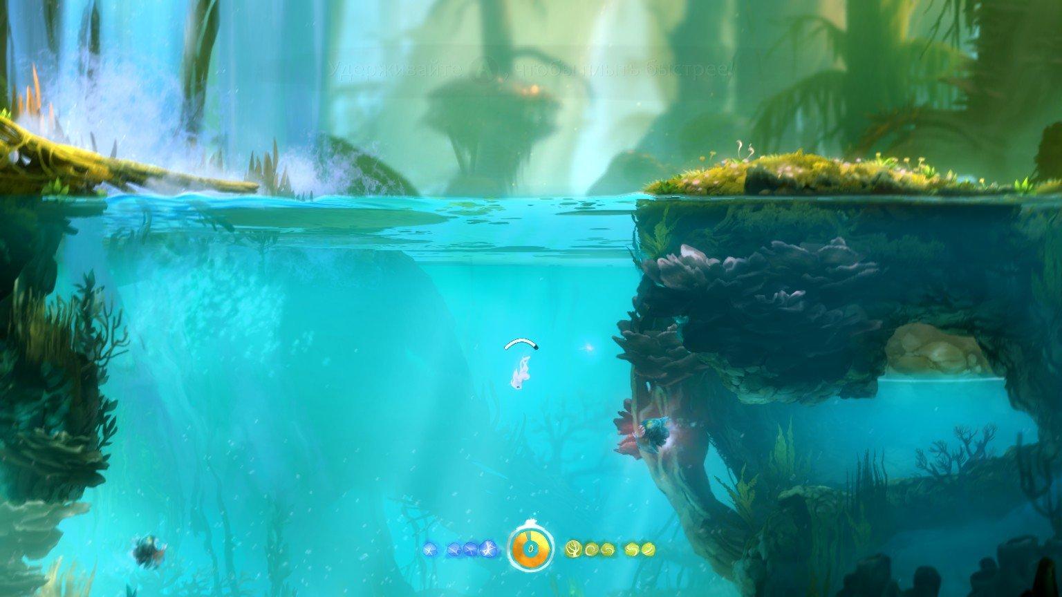 Вопль-прохождение Ori and the Blind Forest ... и тут получилось дофига скриншотов... - Изображение 7