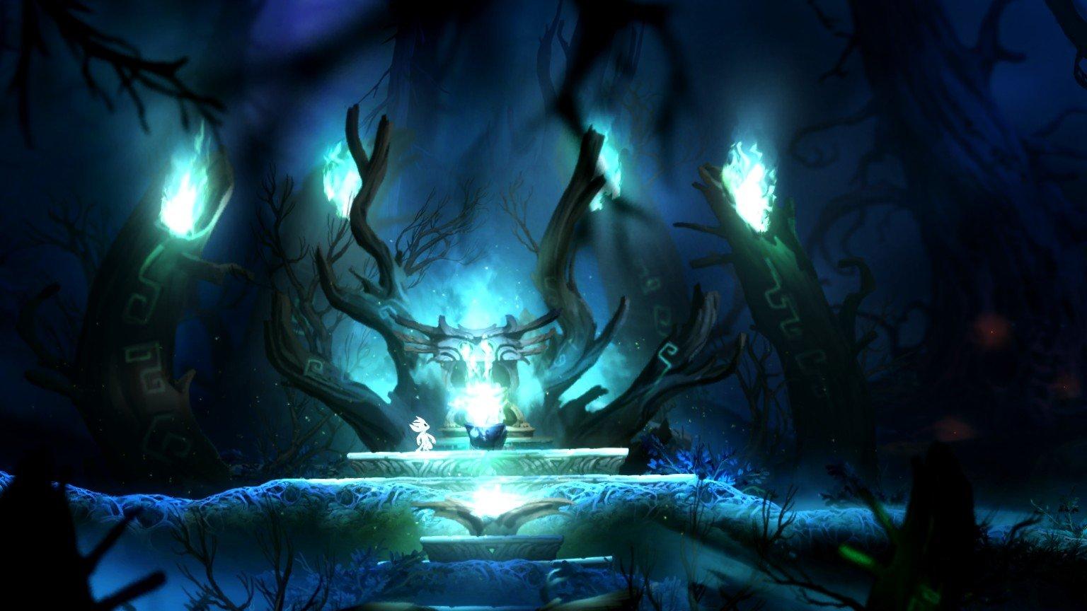 Вопль-прохождение Ori and the Blind Forest ... и тут получилось дофига скриншотов... - Изображение 24