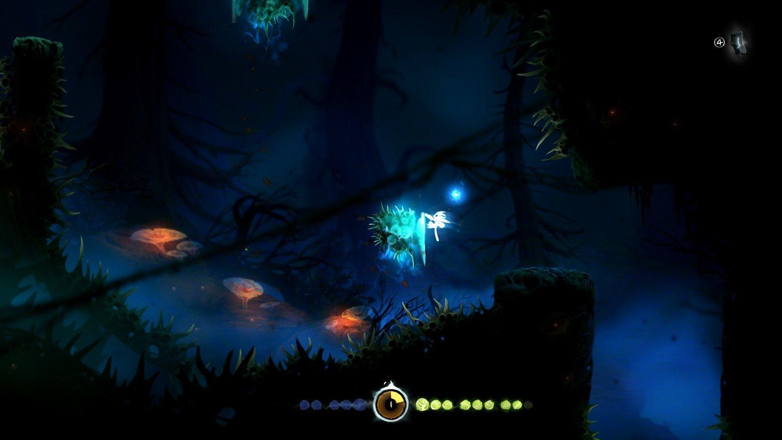 Вопль-прохождение Ori and the Blind Forest ... и тут получилось дофига скриншотов... - Изображение 21