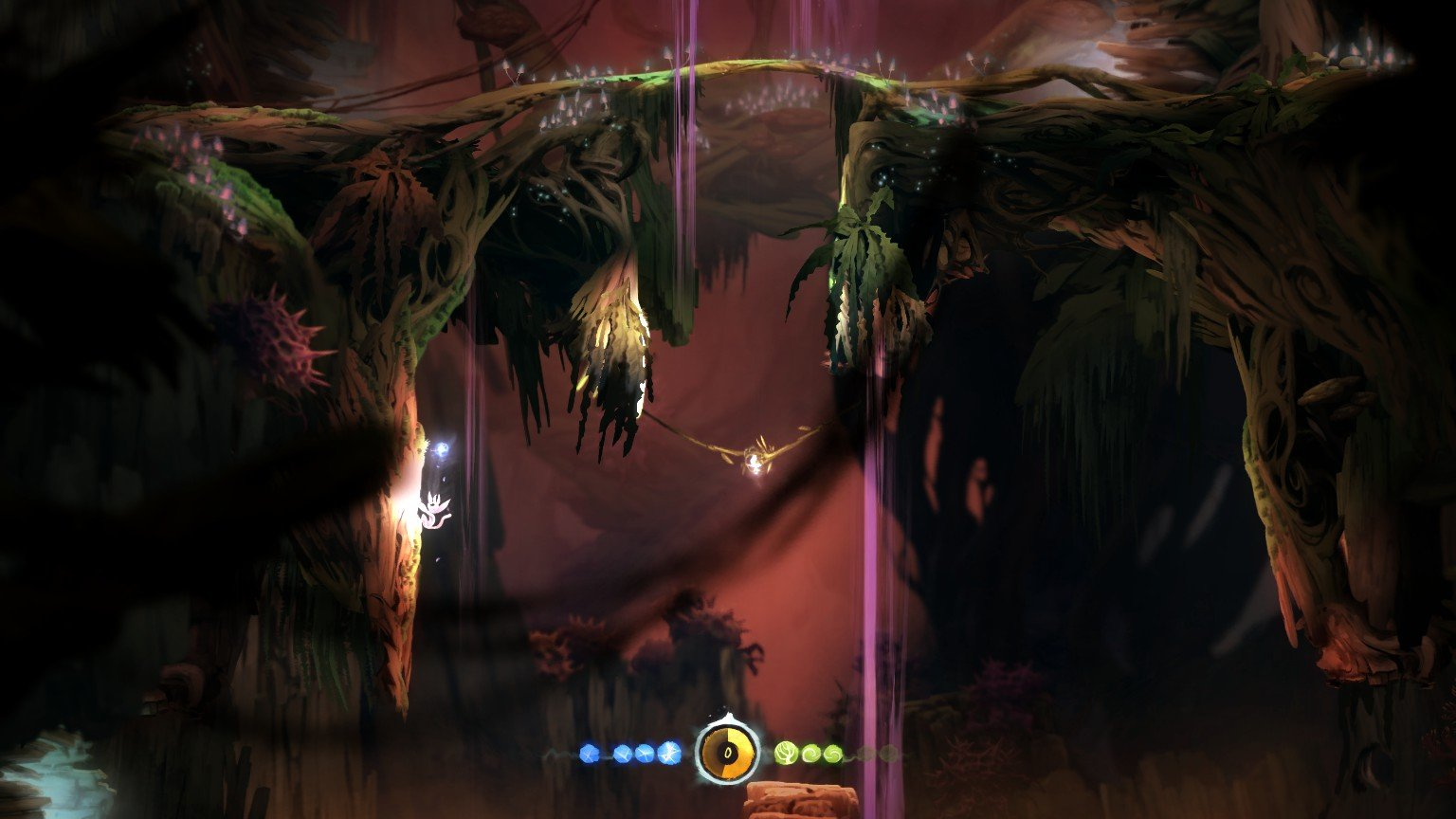 Вопль-прохождение Ori and the Blind Forest ... и тут получилось дофига скриншотов... - Изображение 1