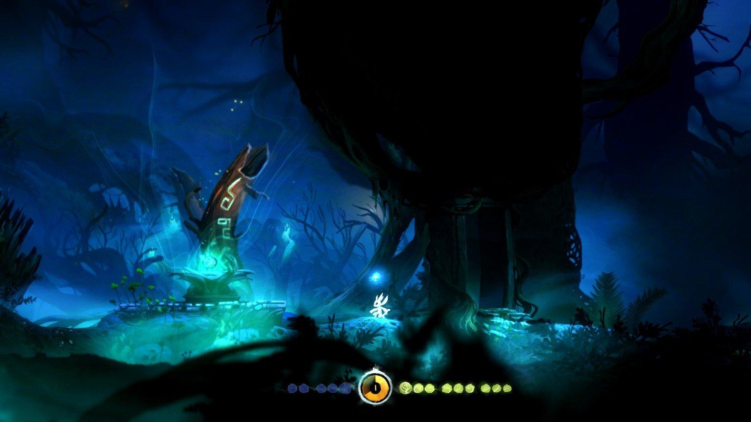 Вопль-прохождение Ori and the Blind Forest ... и тут получилось дофига скриншотов... - Изображение 22