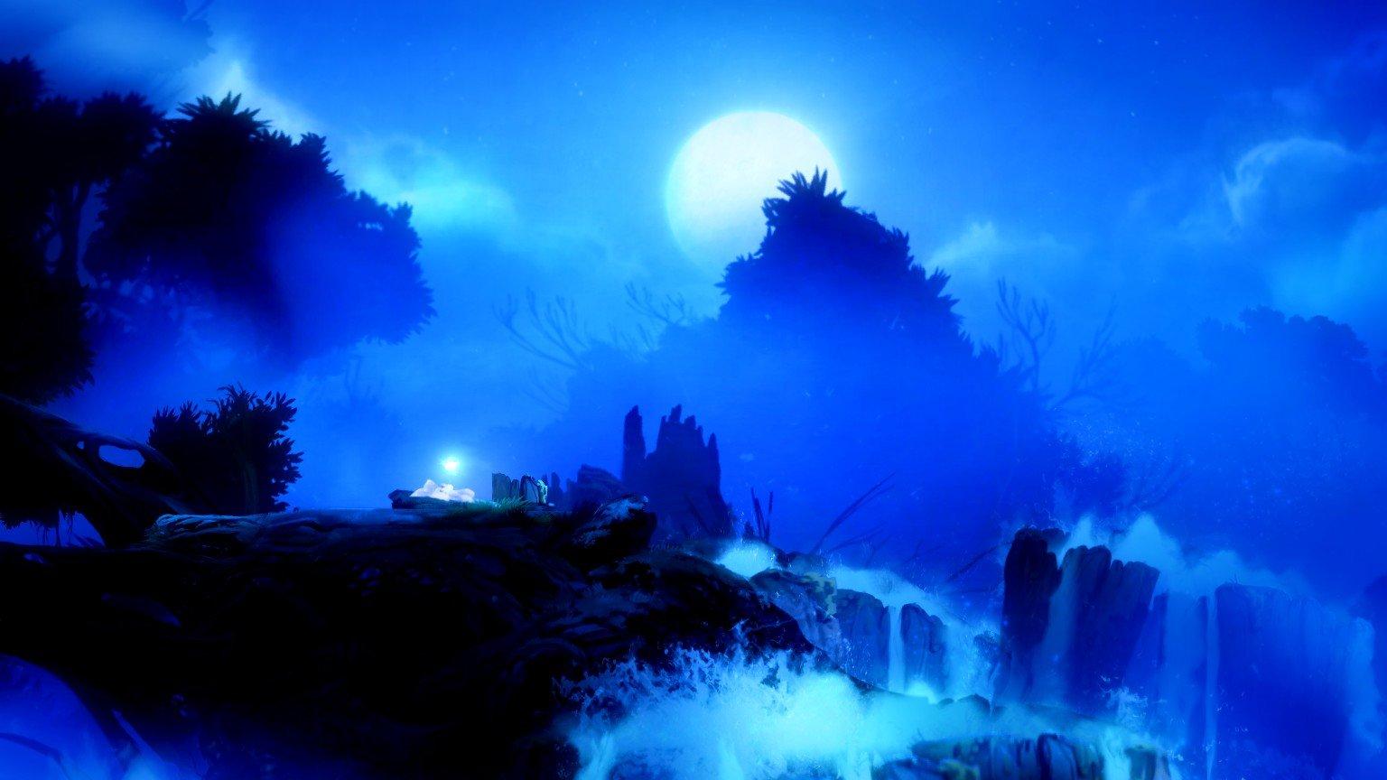 Вопль-прохождение Ori and the Blind Forest ... и тут получилось дофига скриншотов... - Изображение 4