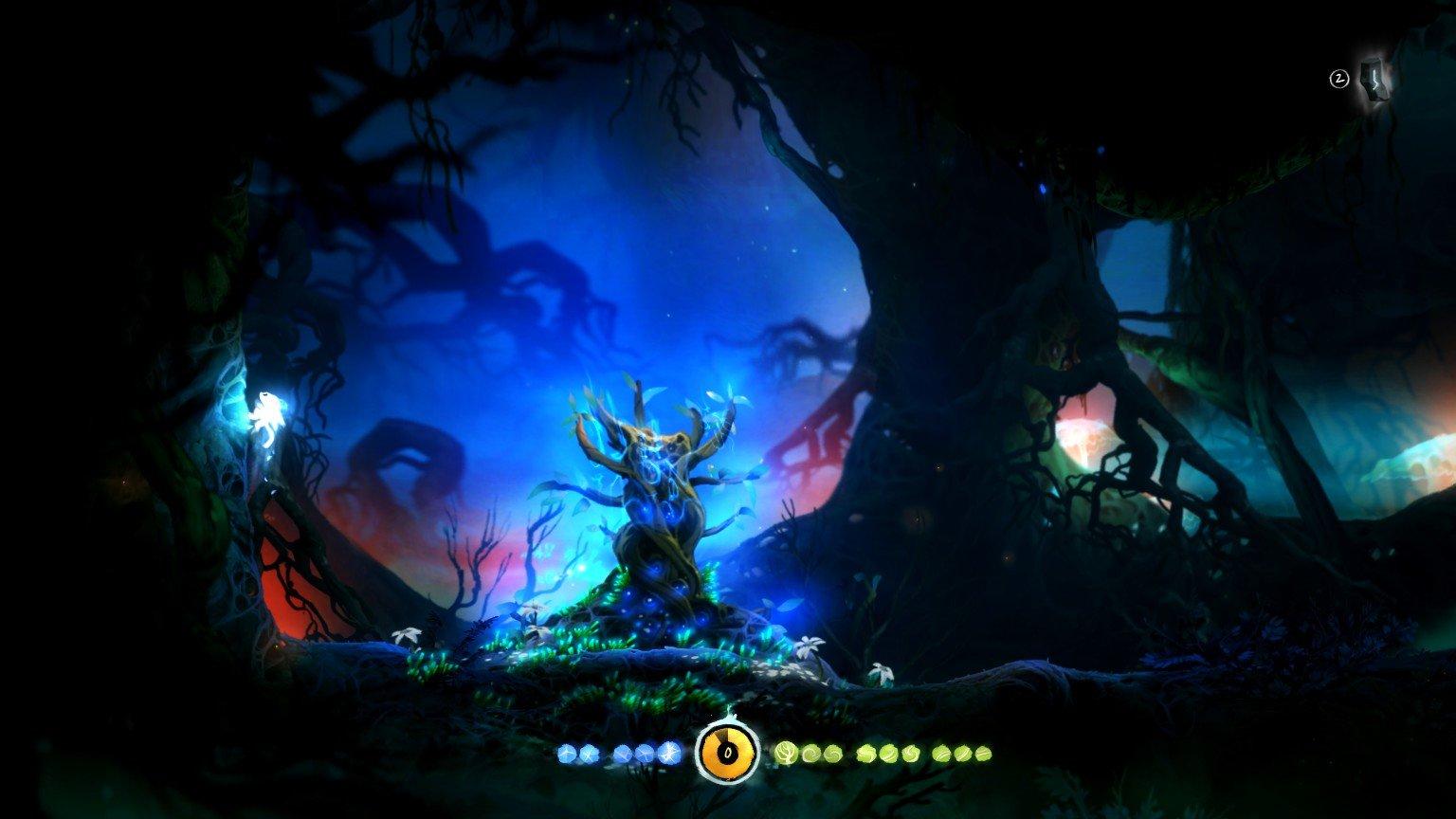 Вопль-прохождение Ori and the Blind Forest ... и тут получилось дофига скриншотов... - Изображение 19