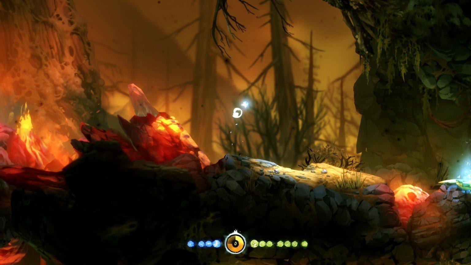 Вопль-прохождение Ori and the Blind Forest ... и тут получилось дофига скриншотов... - Изображение 9