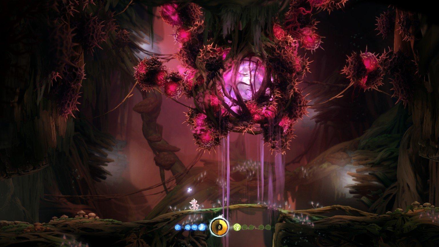 Вопль-прохождение Ori and the Blind Forest ... и тут получилось дофига скриншотов... - Изображение 2