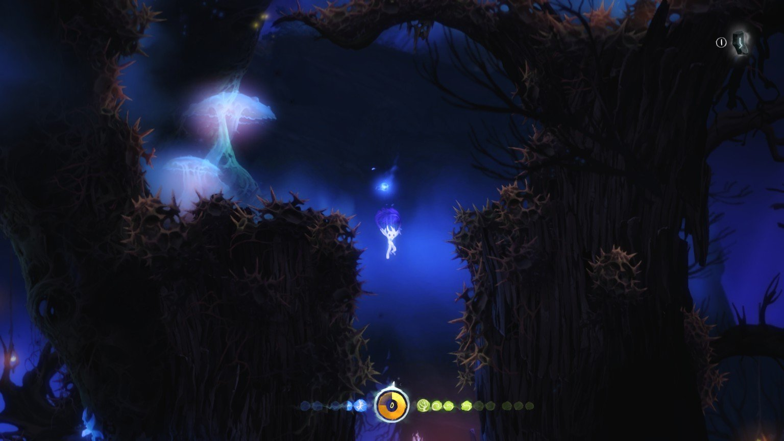 Вопль-прохождение Ori and the Blind Forest ... и тут получилось дофига скриншотов... - Изображение 18