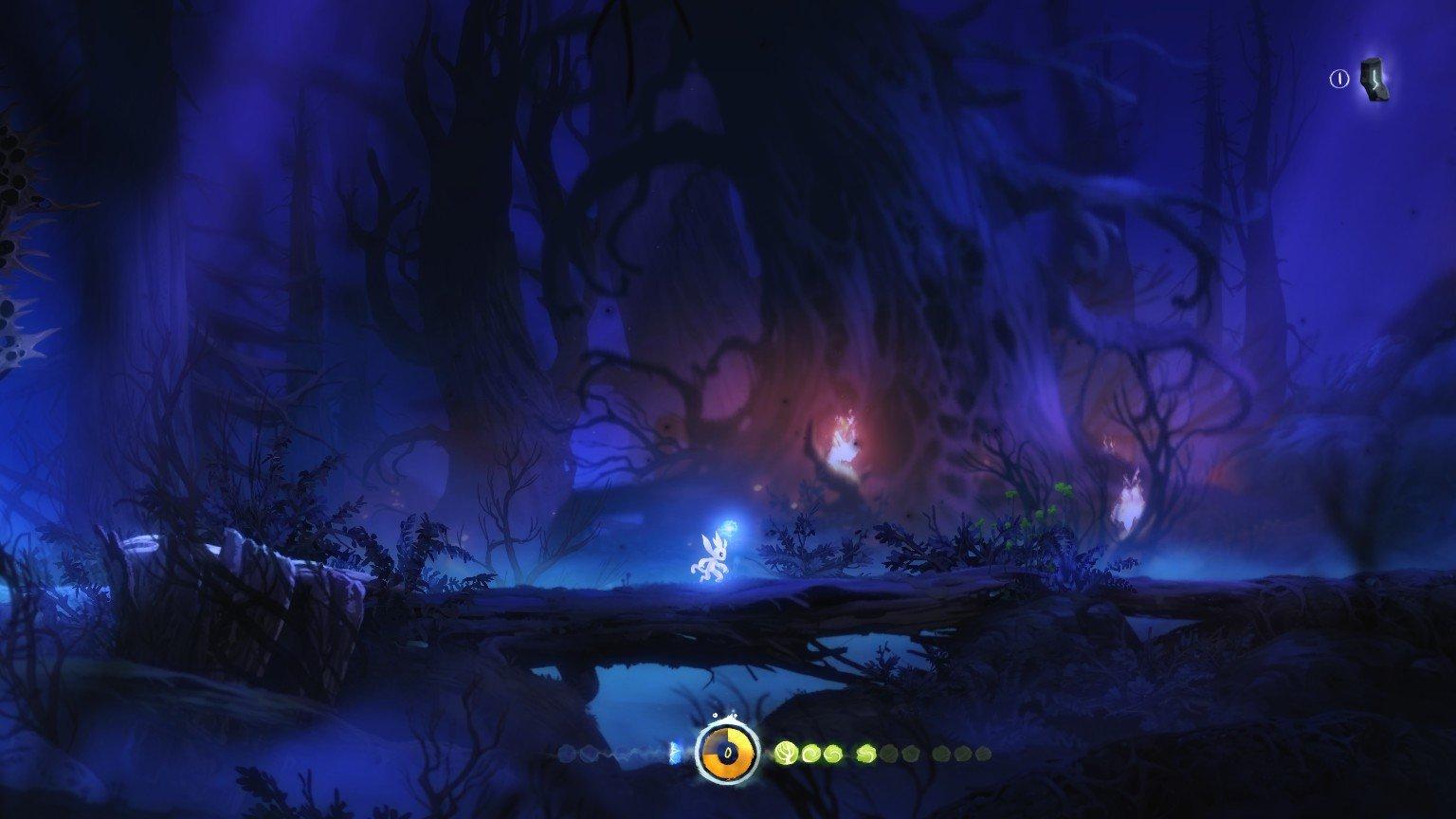 Вопль-прохождение Ori and the Blind Forest ... и тут получилось дофига скриншотов... - Изображение 17