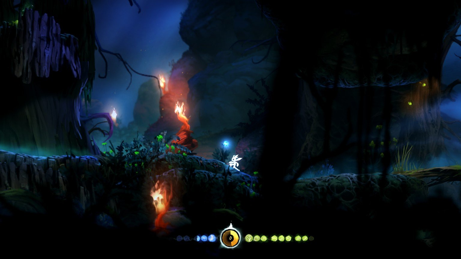 Вопль-прохождение Ori and the Blind Forest ... и тут получилось дофига скриншотов... - Изображение 15