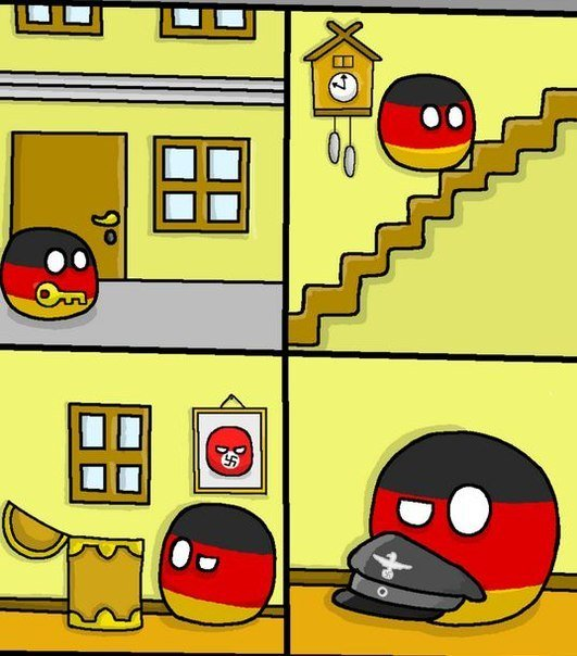 Комикс про современную немецкую моду - Изображение 2