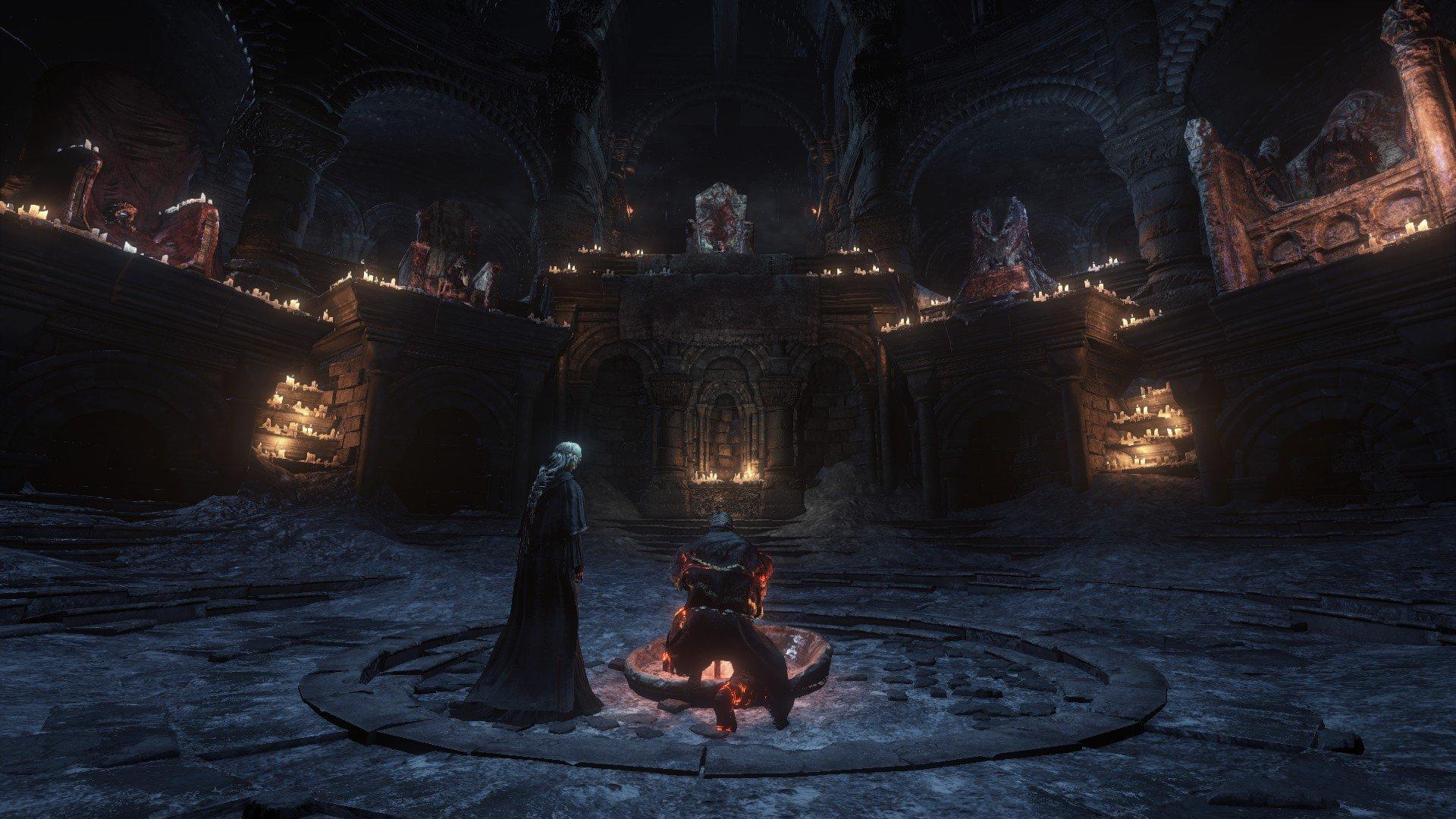 Происходящее в Dark Souls 3 (Часть 1) - Изображение 1