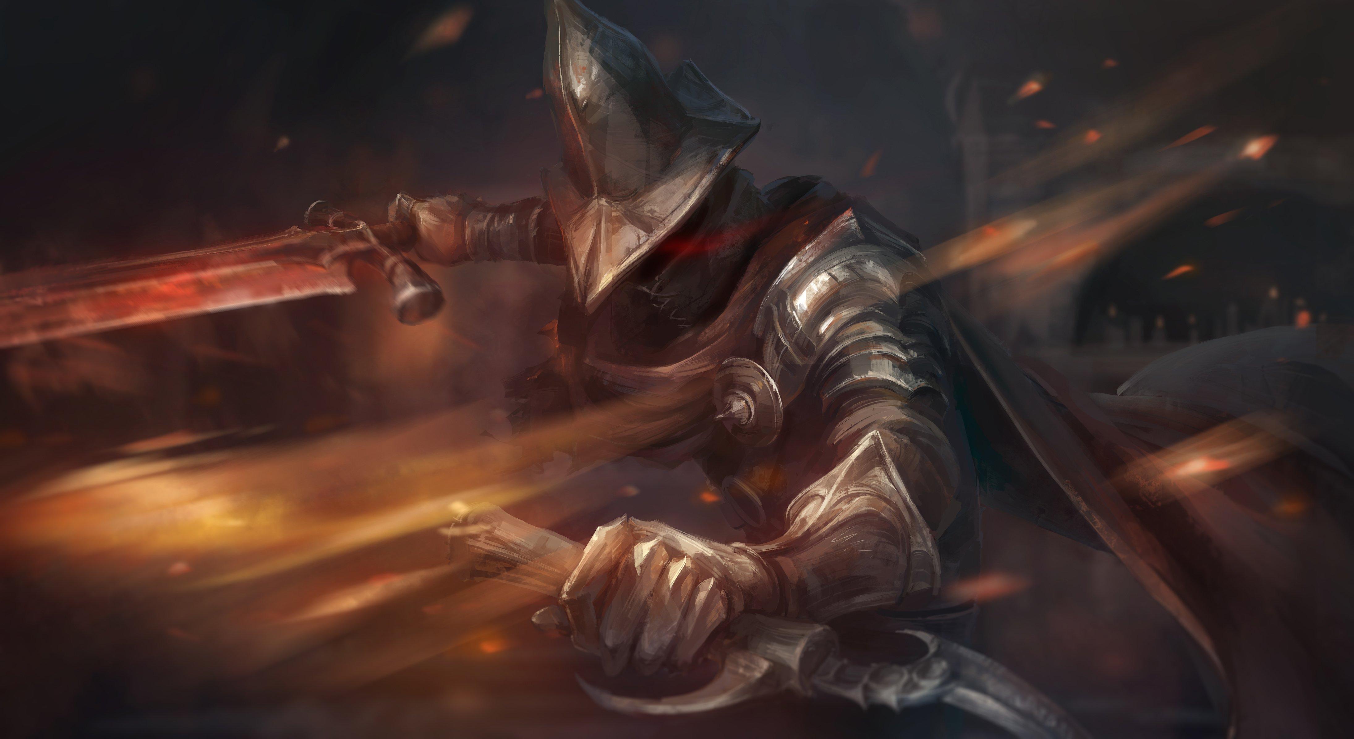 Происходящее в Dark Souls 3 (Часть 1) - Изображение 4
