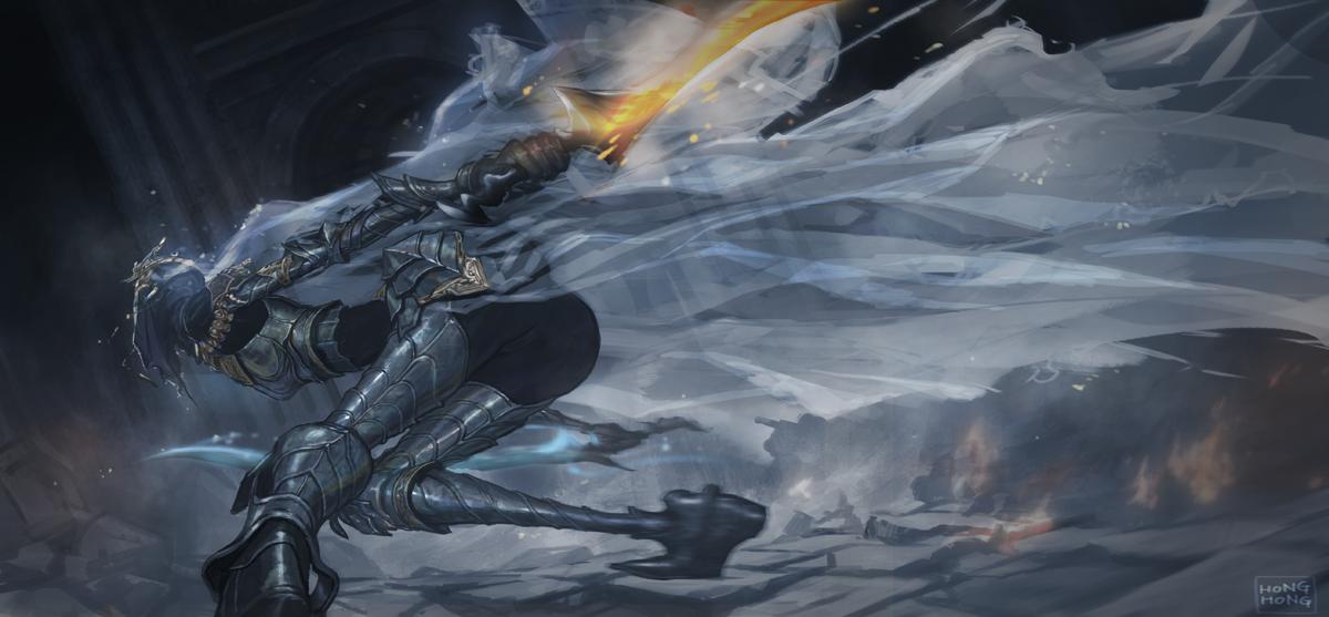 Происходящее в Dark Souls 3 (Часть 1) - Изображение 2