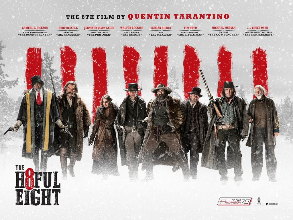 Virgil.Films - The Hateful Eight. - Изображение 11