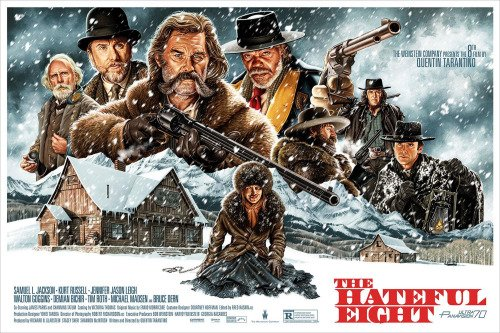 Virgil.Films - The Hateful Eight. - Изображение 1
