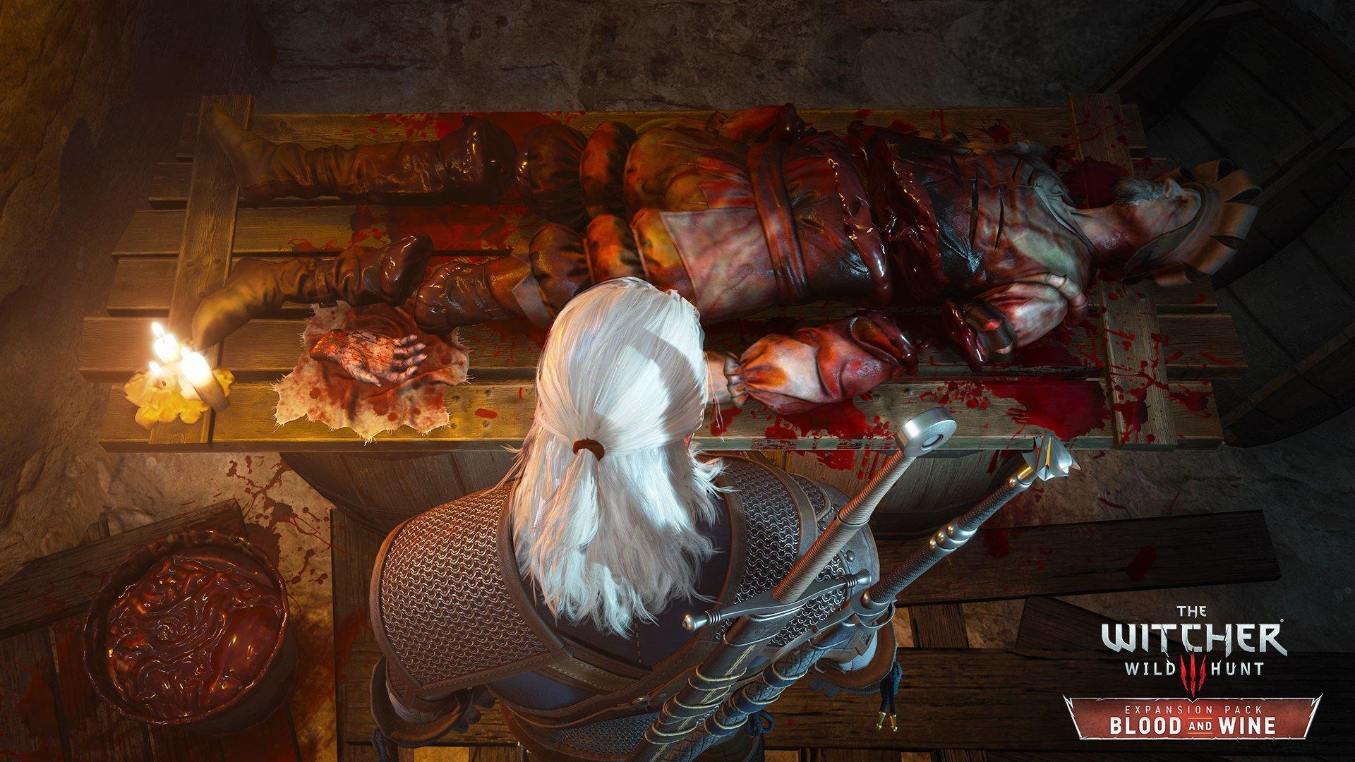 """The Witcher 3: Wild Hunt. Новые подробности дополнения """"Кровь и Вино"""".   Очередная """"утечка"""" информации о грядущем до ... - Изображение 5"""