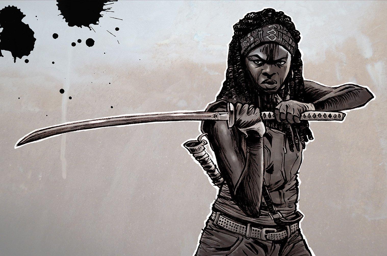 """The Walking Dead: Michonne"". Стоит ли игра свеч? - Изображение 1"