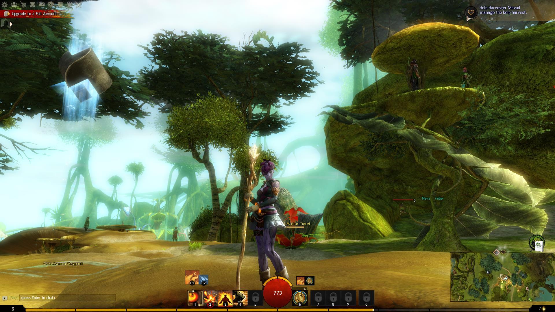 Путешествие по Guild Wars 2 ... Знакомство - Изображение 10