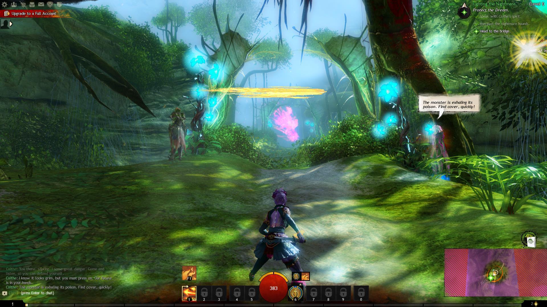 Путешествие по Guild Wars 2 ... Знакомство - Изображение 3