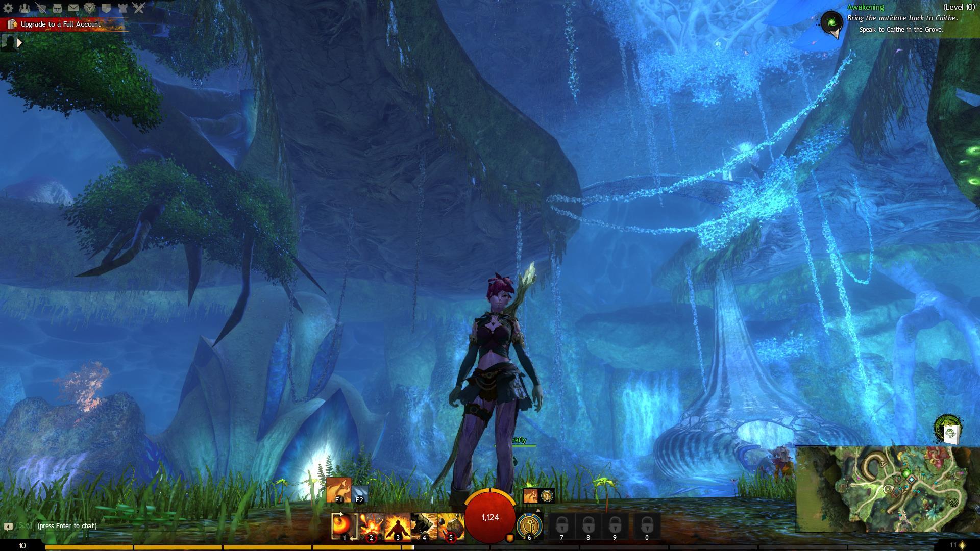 Путешествие по Guild Wars 2 ... Знакомство - Изображение 19
