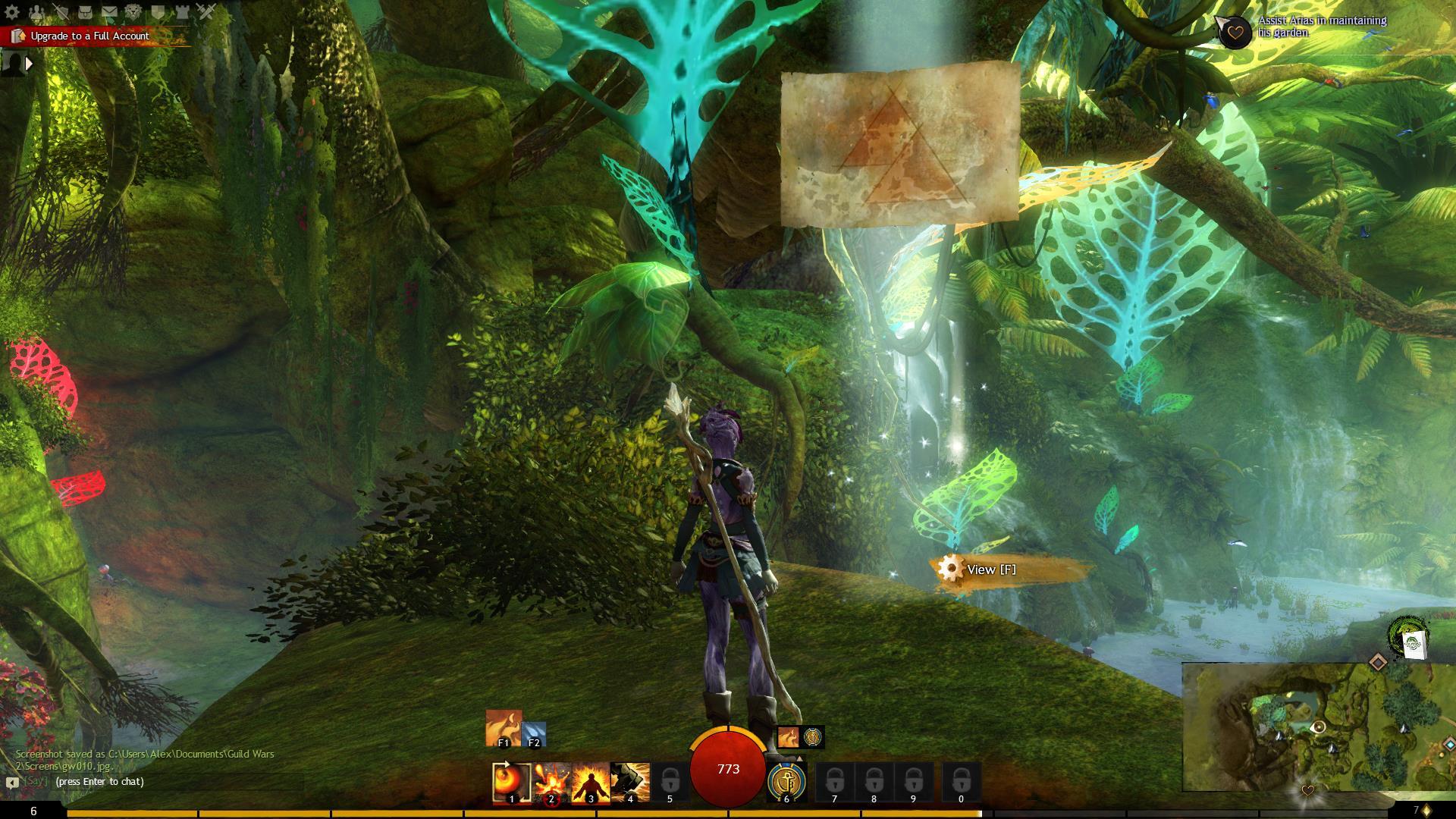 Путешествие по Guild Wars 2 ... Знакомство - Изображение 11