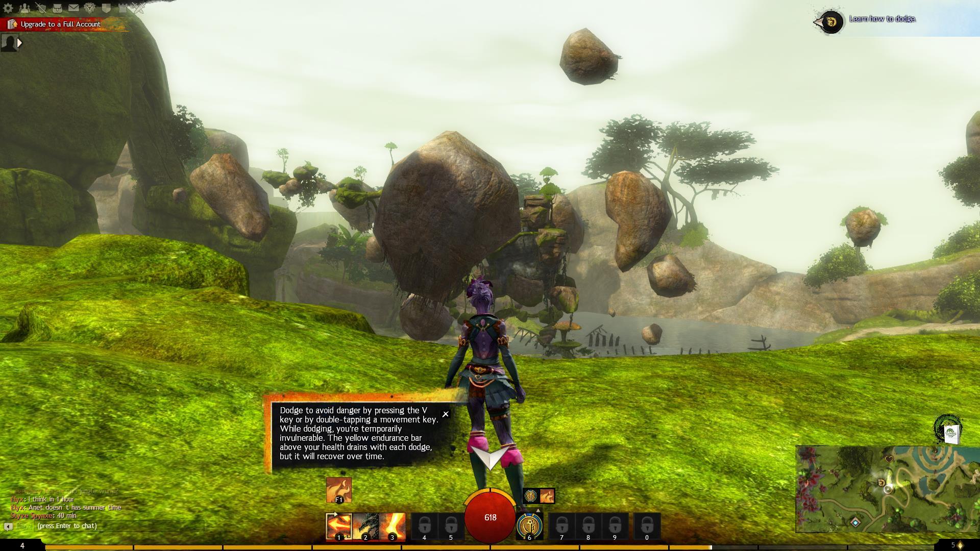 Путешествие по Guild Wars 2 ... Знакомство - Изображение 8