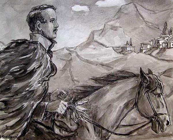М.Ю. Лермонтов - командир спецназа - Изображение 2