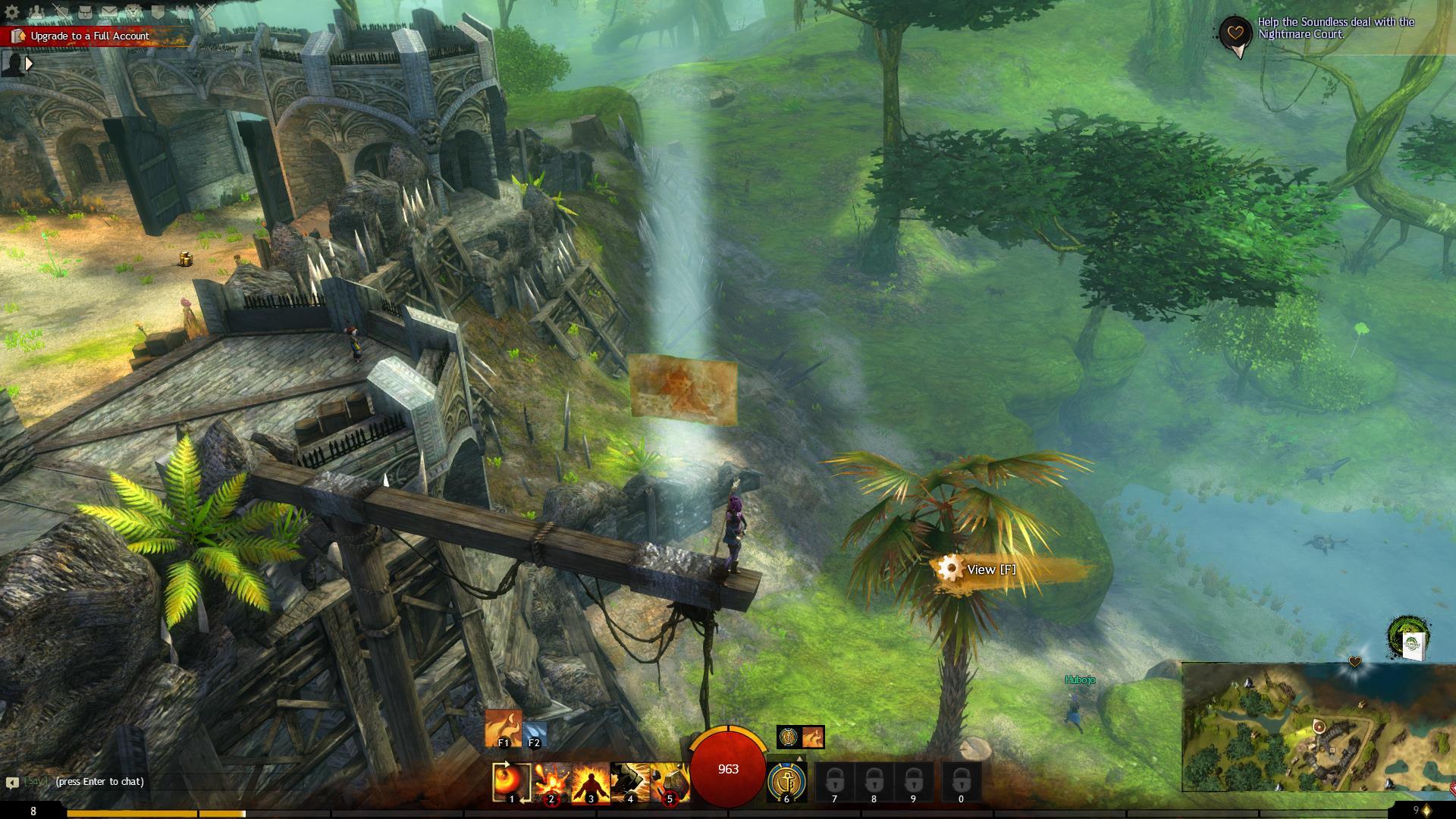 Путешествие по Guild Wars 2 ... Знакомство - Изображение 13