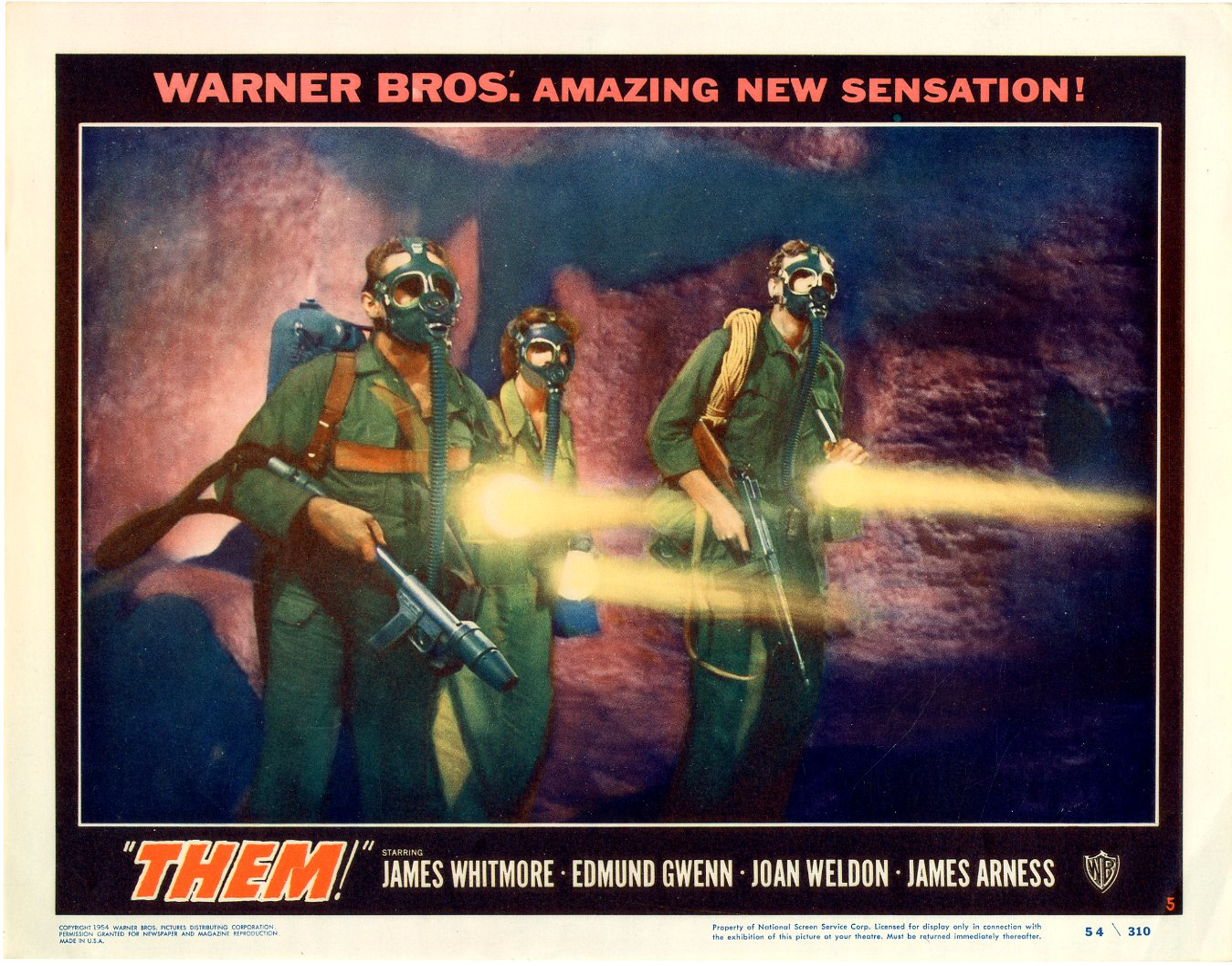 По следам «Fallout» №2: научно-фантастический фильм «Они!» / «Them!» (1954)  - Изображение 4
