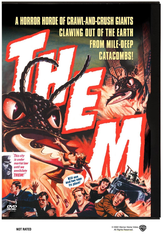 По следам «Fallout» №2: научно-фантастический фильм «Они!» / «Them!» (1954)  - Изображение 1