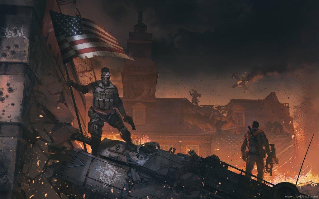 Разожгите огонь революции в Homefront: The Revolution - Изображение 1