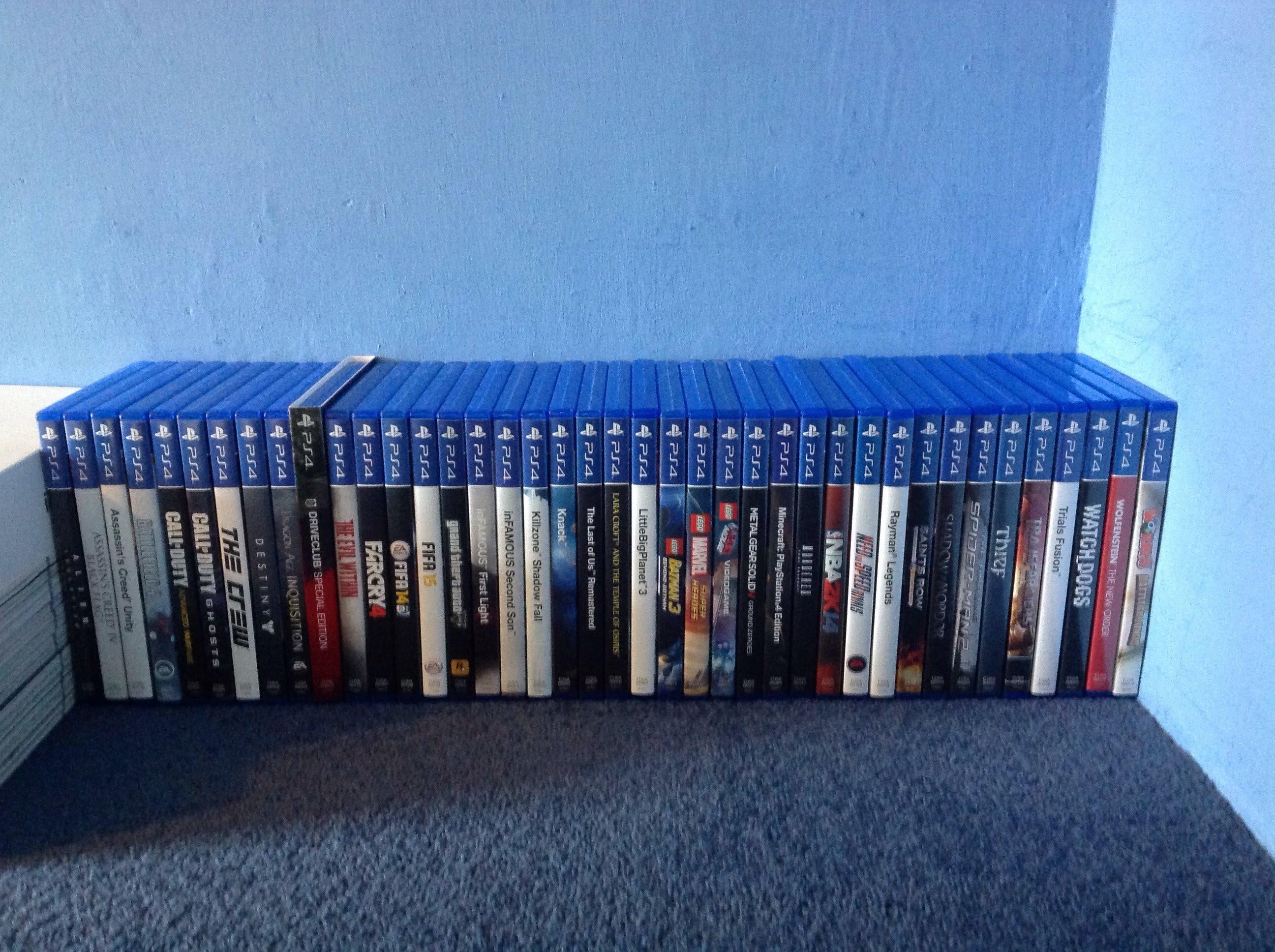 Во что поиграть на PS4? - Изображение 1