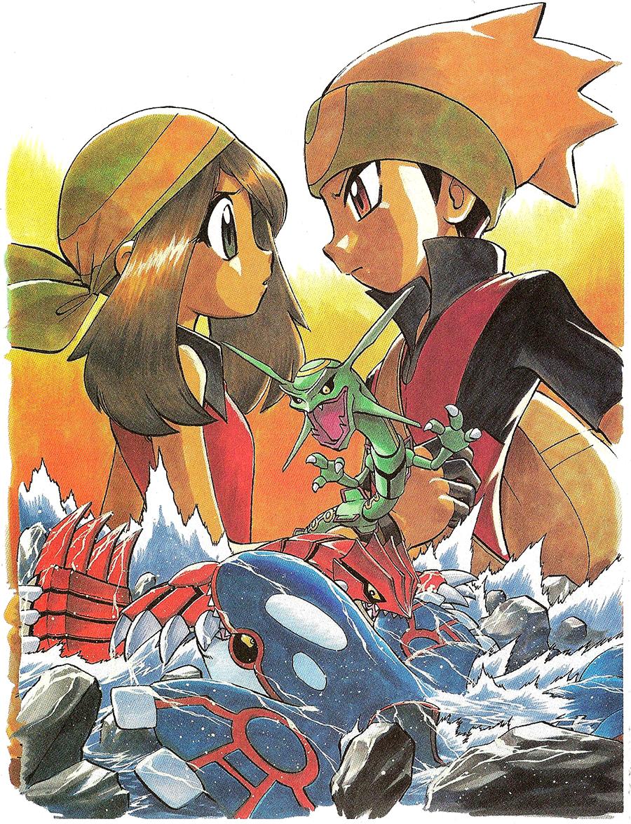 vS Pokemon Adventures - Изображение 4
