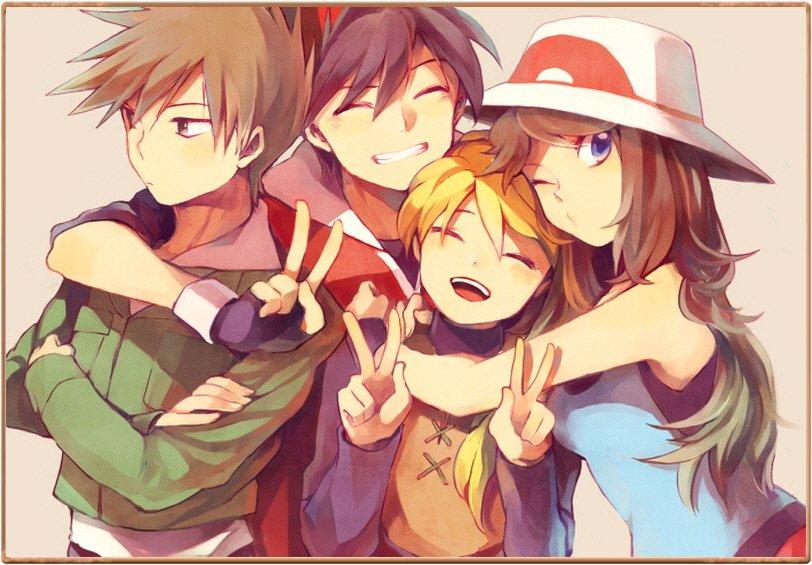 vS Pokemon Adventures - Изображение 3