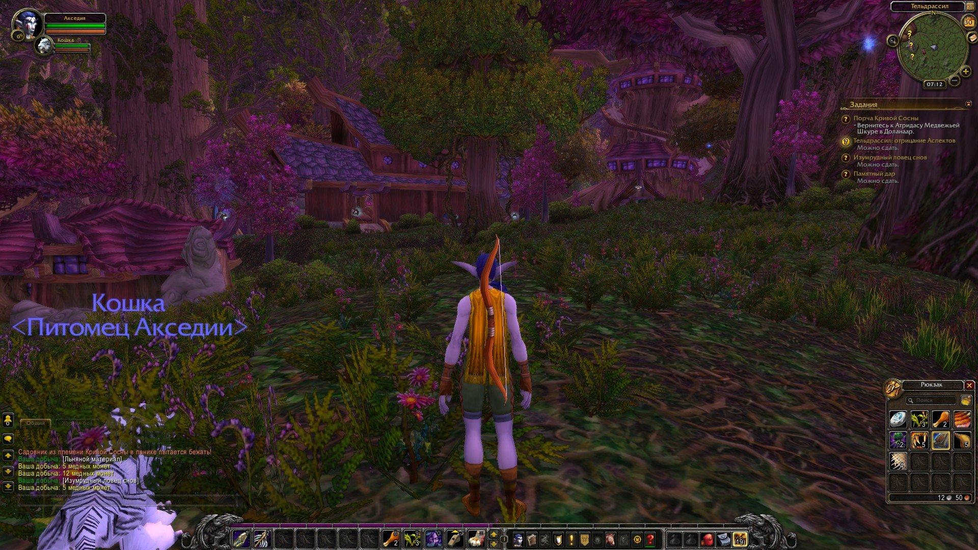 Путешествие по World of Warcraft ... Знакомство - Изображение 7