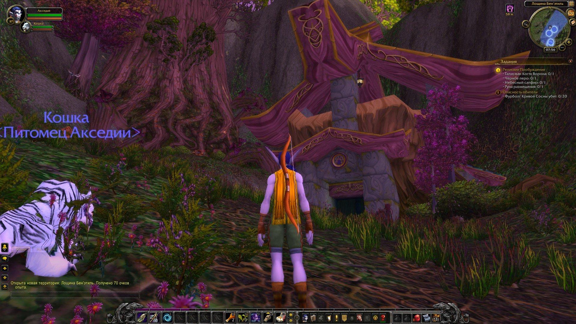Путешествие по World of Warcraft ... Знакомство - Изображение 9