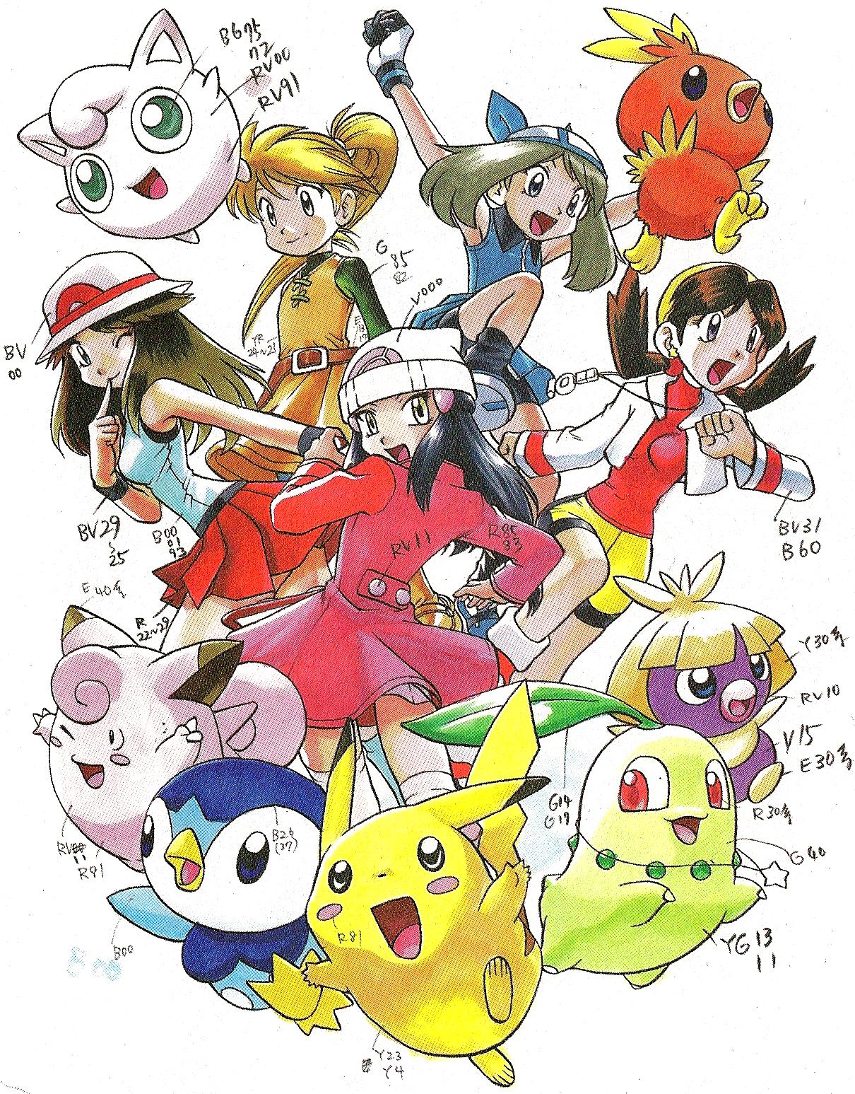 vS Pokemon Adventures - Изображение 2