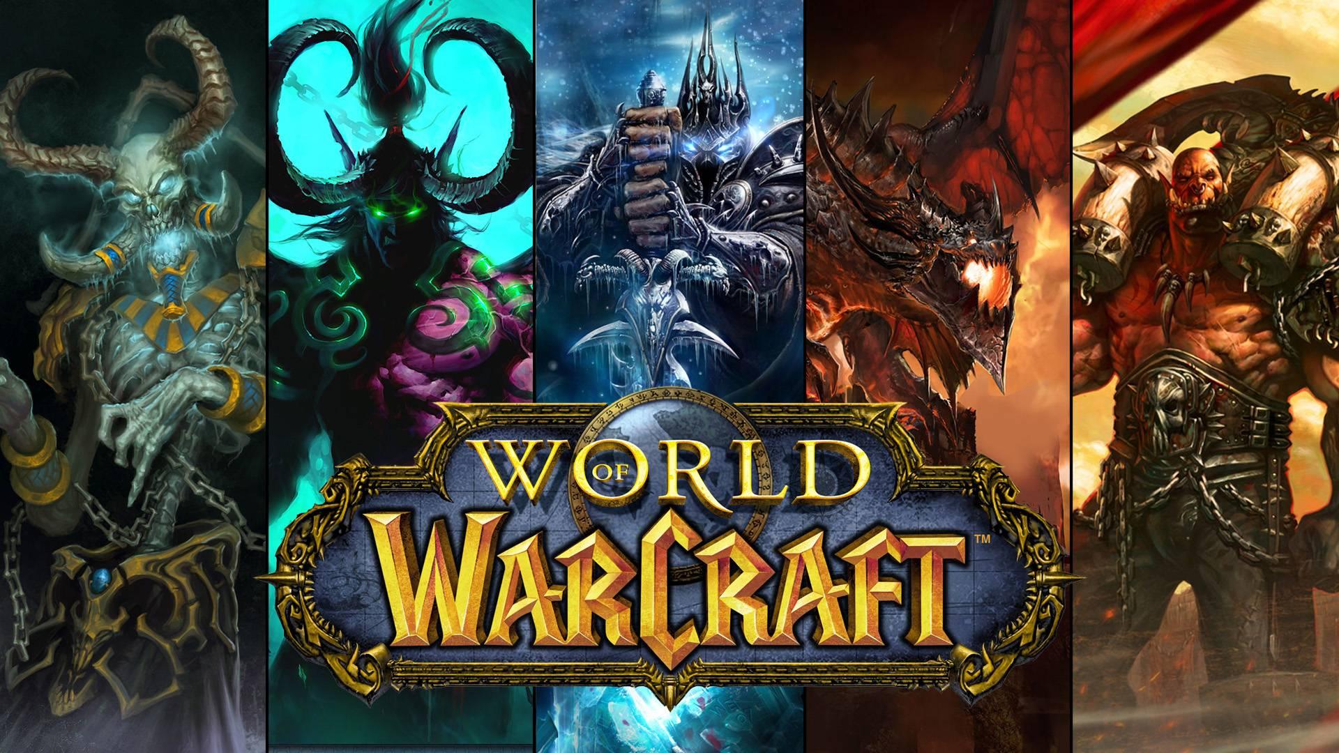 Путешествие по World of Warcraft ... Знакомство - Изображение 1