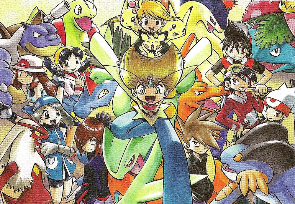 vS Pokemon Adventures - Изображение 13