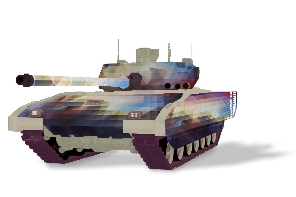 Футуристические танки - Изображение 3