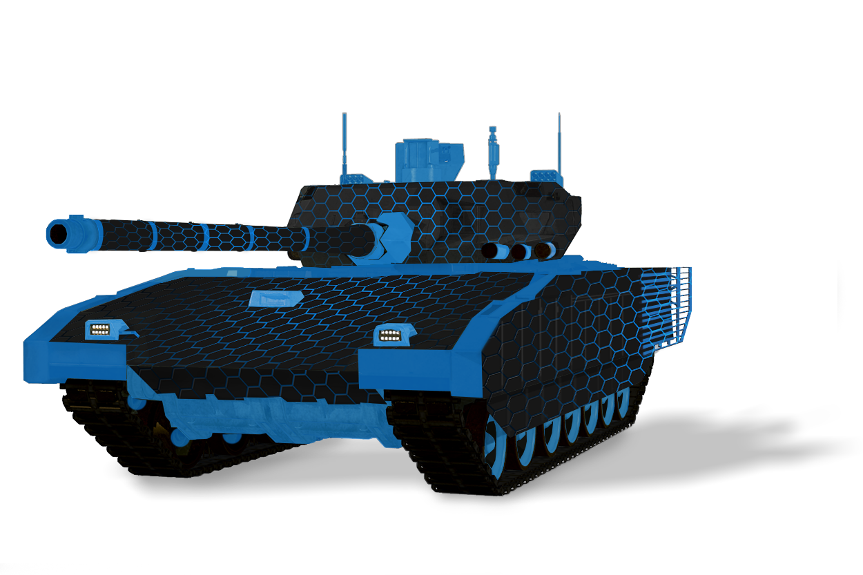 Футуристические танки - Изображение 2
