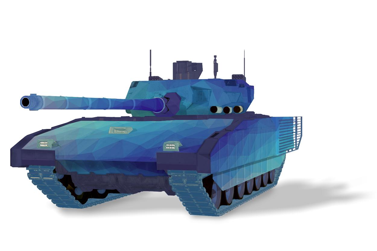 Футуристические танки - Изображение 1