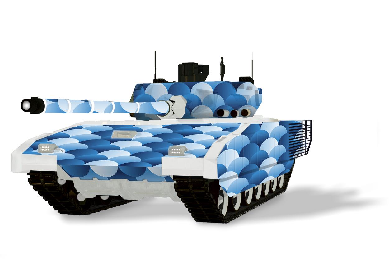 Футуристические танки - Изображение 6