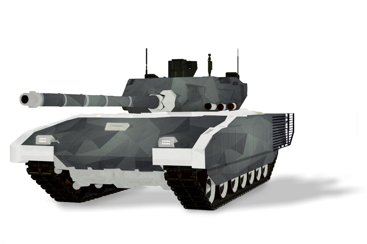 Футуристические танки - Изображение 5
