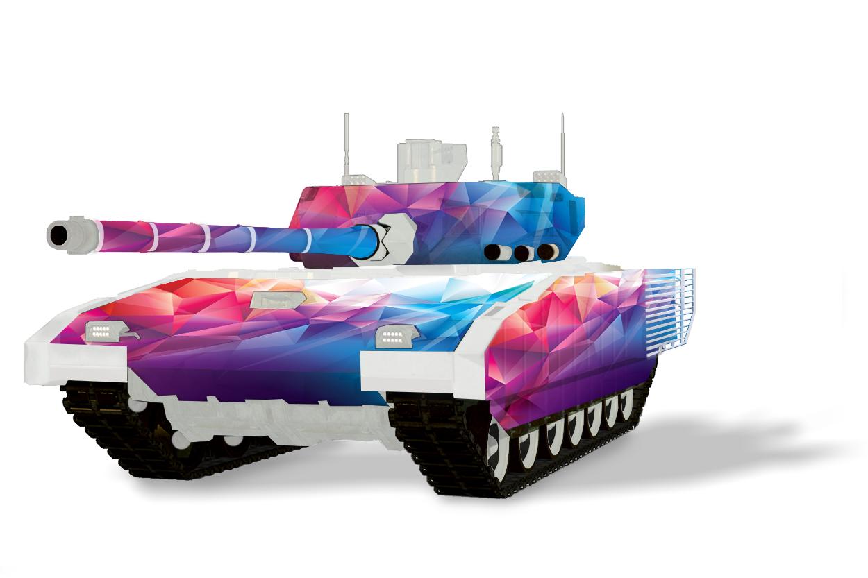 Футуристические танки - Изображение 7