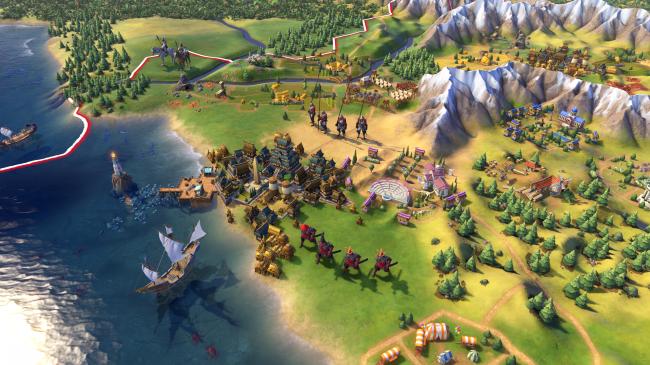 Всё, что вы хотели знать о Civilization VI - Изображение 3