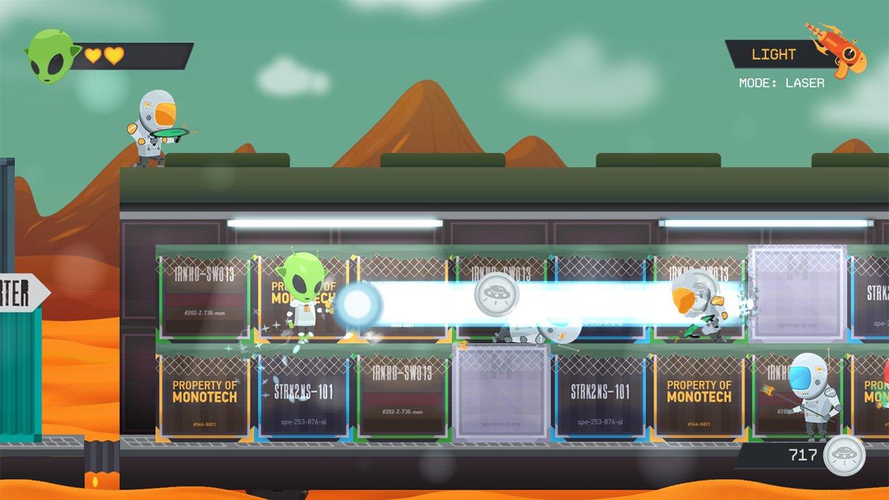 Прощай, Дурацкая Планета: инопланетная экшн-игра Bye-Bye, Wacky Planet ищет Зелёный Свет - Изображение 2
