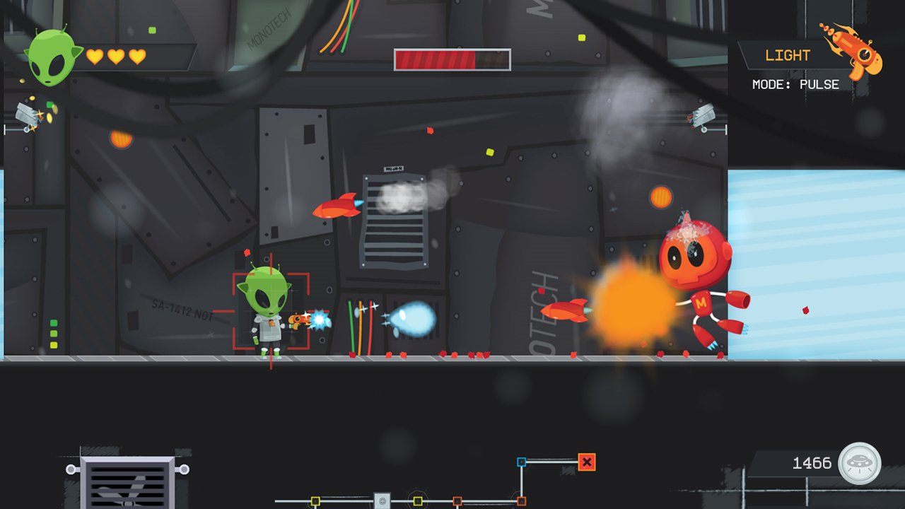 Прощай, Дурацкая Планета: инопланетная экшн-игра Bye-Bye, Wacky Planet ищет Зелёный Свет - Изображение 4