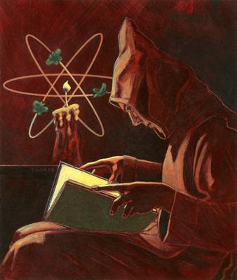 По следам «Fallout» №3: реалистичный постапокалипсис Уолтера Миллера  «Страсти по Лейбовицу» (1960)  - Изображение 3