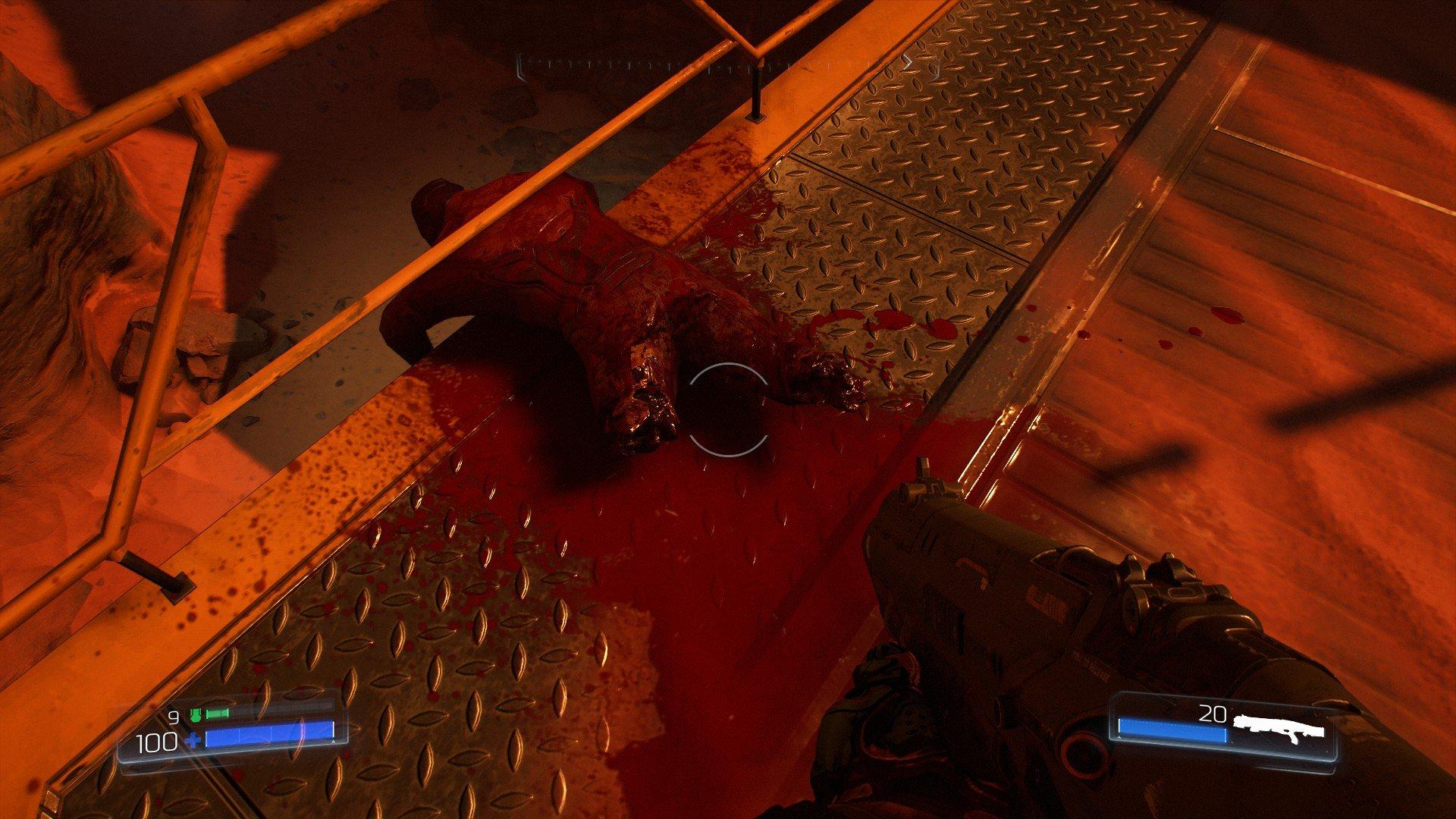 Вопль-прохождение Doom ... НАЧАЛО - Изображение 9